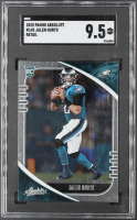 Jalen Hurts 2020 Absolute Retail #145 RC (SGC 9.5) at PristineAuction.com