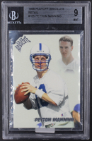 Peyton Manning 1998 Absolute Retail #165 RC (BGS 9) at PristineAuction.com