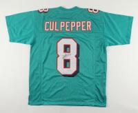 Daunte Culpepper Signed Jersey (JSA COA) (See Description) at PristineAuction.com