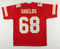"""Will Shields Signed Jersey Inscribed """"HOF 15"""" (JSA COA) at PristineAuction.com"""