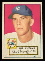 Bob Kuzava 1952 Topps #85 at PristineAuction.com