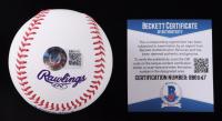 Vladimir Guerrero Jr. Signed 2021 All Star Game Baseball (Beckett COA) at PristineAuction.com
