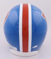 Champ Bailey Signed Broncos Throwback Full-Size Helmet (Beckett COA) at PristineAuction.com