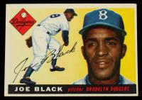 Joe Black 1955 Topps #156 at PristineAuction.com