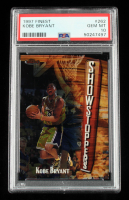 Kobe Bryant 1997-98 Topps Finest #262 Showstoppers (PSA 10) at PristineAuction.com
