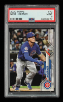 Nico Hoerner 2020 Topps #70 RC (PSA 9) at PristineAuction.com
