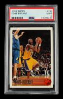 Kobe Bryant 1996-97 Topps #138 RC (PSA 9) at PristineAuction.com