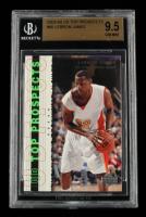 LeBron James 2003 Upper Deck Top Prospects LeBron James Promos #P3 (BGS 9.5) at PristineAuction.com