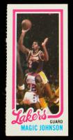 Magic Johnson 1980-81 139 RC at PristineAuction.com