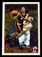 Dwyane Wade 2003-04 Topps Chrome #115 RC at PristineAuction.com
