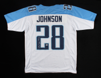 Chris Johnson Signed Jersey (Beckett COA) at PristineAuction.com