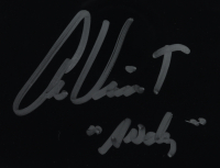 """Alex Vincent & Ed Gale Signed """"Child's Play"""" 17.5x23.5 Custom Framed Photo Display Inscribed """"Andy"""" & """"Chucky"""" (Beckett Hologram) at PristineAuction.com"""