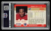 Ronnie Lott Signed 1990 Pro Set #291 (PSA Encapsulated) at PristineAuction.com