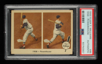 Ted Williams 1959 Fleer #66 1958 Powerhouse (PSA Authentic) at PristineAuction.com
