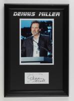 Dennis Miller Signed 14.5x20.5 Custom Framed Cut Display (JSA COA) at PristineAuction.com