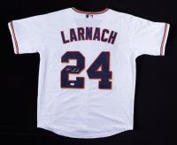 Trevor Larnach Signed Twins Jersey (JSA COA) at PristineAuction.com