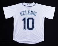 Jarred Kelenic Signed Mariners Jersey (JSA Hologram) at PristineAuction.com