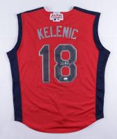 Jarred Kelenic Signed Futures Game Jersey (JSA Hologram) at PristineAuction.com