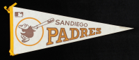 Vintage Padres Pennant at PristineAuction.com