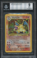 Charizard 2000 Pokemon Base 2 Unlimited #4 Holo (BGS 9) at PristineAuction.com