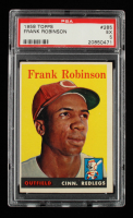 Frank Robinson 1958 Topps #285 (PSA 5) at PristineAuction.com
