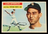 Luis Aparicio 1956 Topps #292 RC at PristineAuction.com