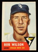 Bob Wilson 1953 Topps #250 RC at PristineAuction.com