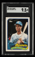 Ken Griffey Jr. 1989 Topps Traded #41T RC (SGC 9.5) at PristineAuction.com