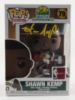 Shawn Kemp Signed SuperSonics #79 Funko Pop! Vinyl Figure (PSA Hologram) at PristineAuction.com
