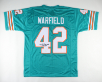 """Paul Warfield Signed Jersey Inscribed """"HOF '83"""" (JSA COA) at PristineAuction.com"""