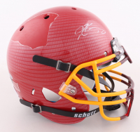 Kyler Murray Signed Full-Size Authentic On-Field Hydro-Dipped Helmet (Beckett Hologram) (See Description) at PristineAuction.com