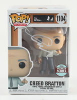 "Creed Bratton Signed Pop! Television ""The Office"" #1104 Creed Bratton Funko Pop! Vinyl Figure (JSA COA) at PristineAuction.com"
