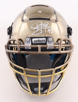 Troy Polamalu Signed Full-Size Authentic On-Field Chrome F7 Helmet (Beckett COA) (See Description) at PristineAuction.com