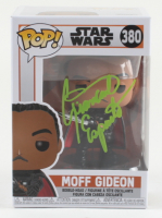 "Giancarlo Esposito Signed Pop! ""Star Wars"" #380 Moff Gideon Funko Pop! Vinyl Figure (JSA COA) at PristineAuction.com"