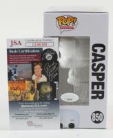 "Devon Sawa Signed Pop! Animation ""Casper The Friendly Ghost"" #850 Casper Funko Pop! Vinyl Figure Inscribed ""Casper"" (JSA COA) at PristineAuction.com"