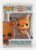 "Jim Cimmings Signed Pop! ""Winnie the Pooh"" #252 Winnie the Pooh Funko Pop! Vinyl Figure (JSA COA) at PristineAuction.com"