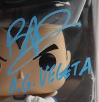 "Brian Drummond Signed ""Dragon Ball Z"" #614 Vegeta Funko Pop! Vinyl Figure Inscribed ""O.G. VEGETA"" (JSA COA) at PristineAuction.com"