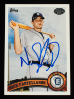 Nick Castellanos Signed 2011 Topps Pro Debut #110 (Beckett COA) at PristineAuction.com