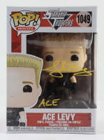 """Jake Busey Signed """"Starship Troopers"""" #1049 Ace Levy Funko Pop! Vinyl Figure Inscribed """"Ace"""" (JSA COA) at PristineAuction.com"""