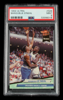 Shaquille O'Neal 1992-93 Ultra #328 RC (PSA 9) at PristineAuction.com