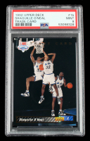 Shaquille O'Neal 1992-93 Upper Deck #1B TRADE (PSA 9) at PristineAuction.com