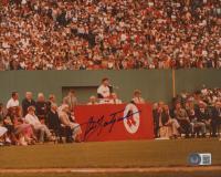 Carl Yastrzemski Signed Red Sox 8x10 Photo (Beckett COA) at PristineAuction.com