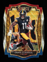Chase Claypool 2020 Select Prizm Tri Color Die Cut #170 at PristineAuction.com