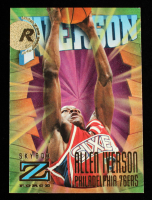 Allen Iverson 1996-97 Z-Force #151 RC at PristineAuction.com