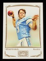 Matthew Stafford 2009 Topps Mayo #187 RC at PristineAuction.com