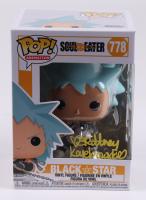 "Brittany Karbowski Signed Pop! Animation ""Soul Eater"" #778 Black Star Funko Pop! Vinyl Figure (JSA COA) at PristineAuction.com"