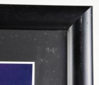"Neal Adams Signed LE ""Batman"" 24x32 Custom Framed Print Display (See Description) at PristineAuction.com"