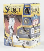 2020-21 Panini Select NBA Basketball Blaster Box with (6) Packs at PristineAuction.com