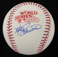 Mike Schmidt Signed 1980 World Series Baseball (Beckett COA) at PristineAuction.com
