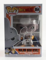 "Josh Martin Signed Pop! Animation ""Dragon Ball Z"" #864 Majin Buu (Evil) Funko Pop! Vinyl Figure (JSA COA) at PristineAuction.com"
